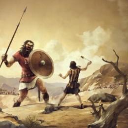 Como vencer Golias?