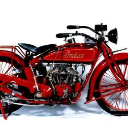 Uma Indian 1920, 320km/h e 70 anos de idade